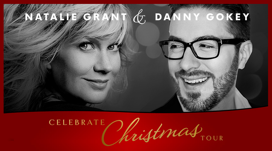 Celebrate Christmas: Natalie Grant & Danny Gokey – Colorado Springs, CO logo