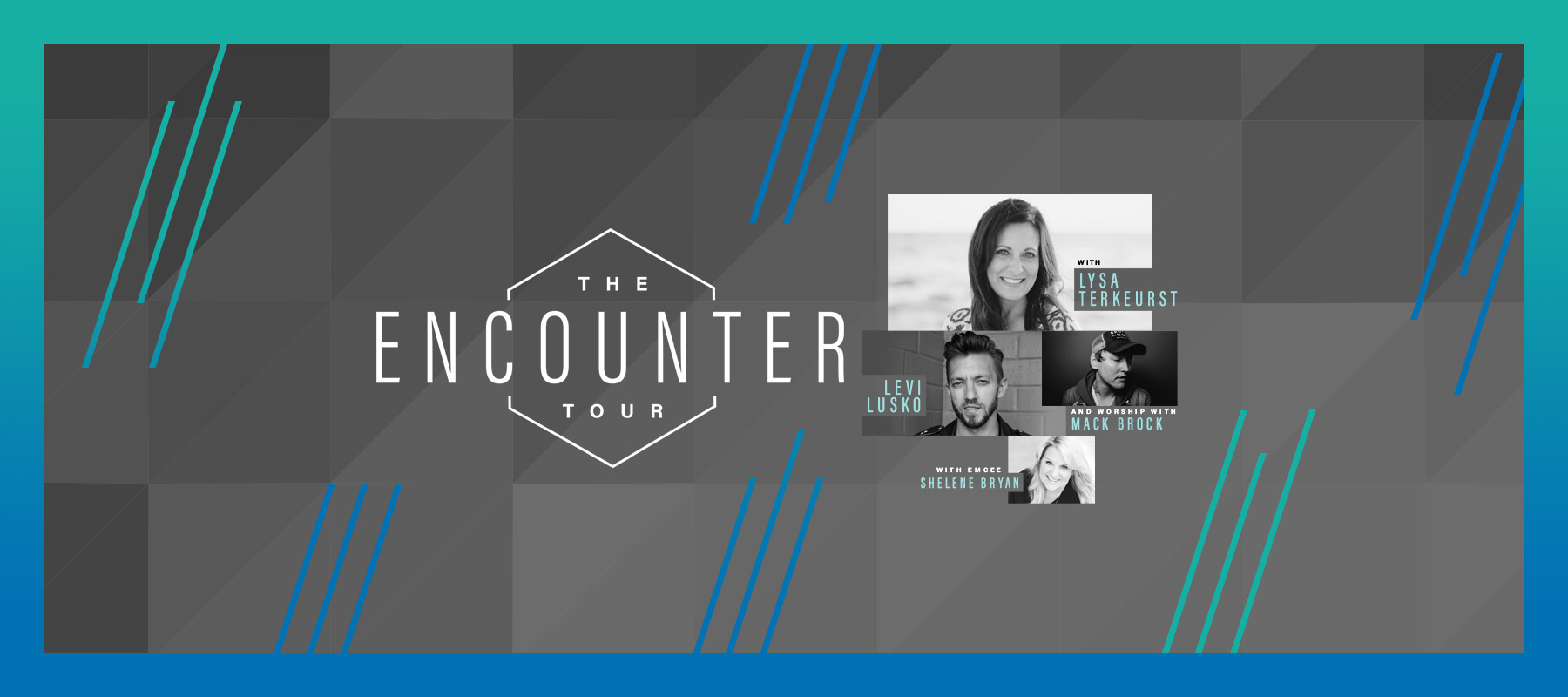 The Encounter Tour – Kokomo, IN logo