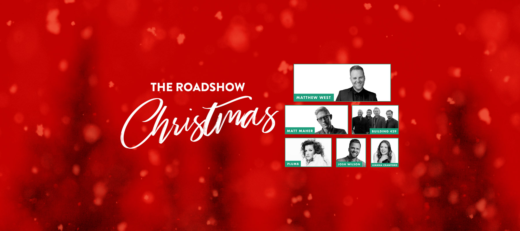 The Roadshow Christmas 2018 logo