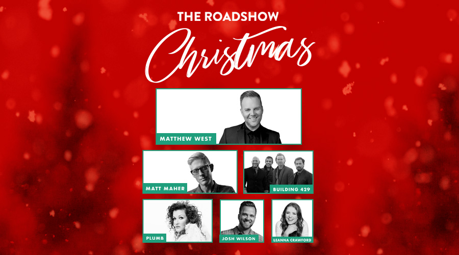 The Roadshow Christmas 2018 – Dallas, TX logo