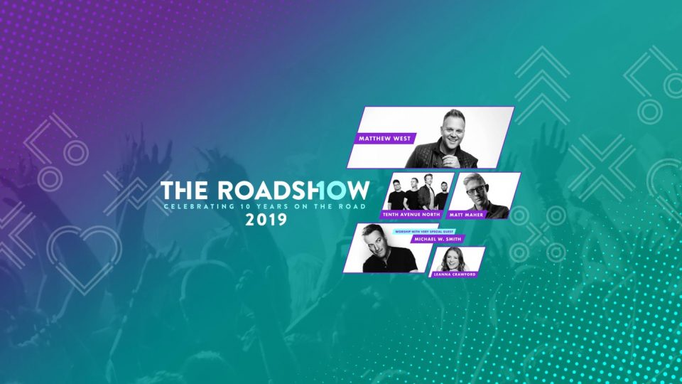 Roadshow 2019 Presented by Compassion Live (Official Tour Trailer) thumbnail