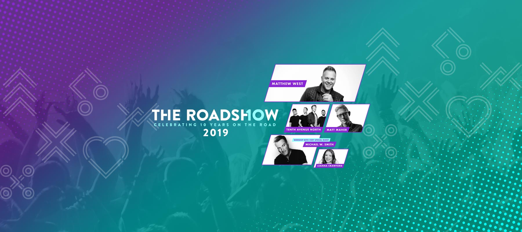 The Roadshow Spring 2019 – Ypsilanti, MI logo