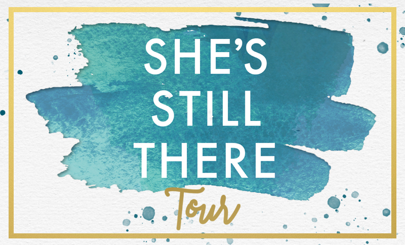 She's Still There Tour with Chrystal Evans Hurst and Anthony Evans – Tuscumbia, AL logo