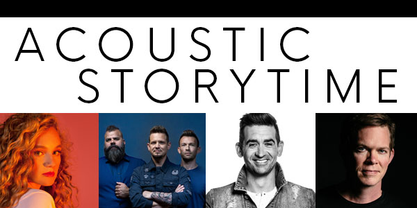 Acoustic Storytime - Hosted by Jason Gray
