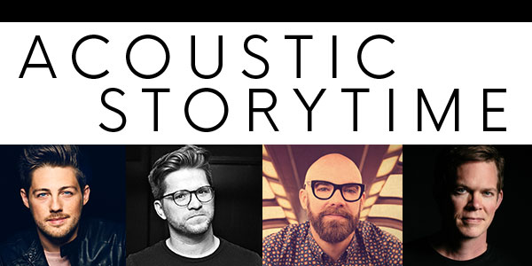 Acoustic Storytime – Hosted by Jason Gray – Brentwood, TN logo