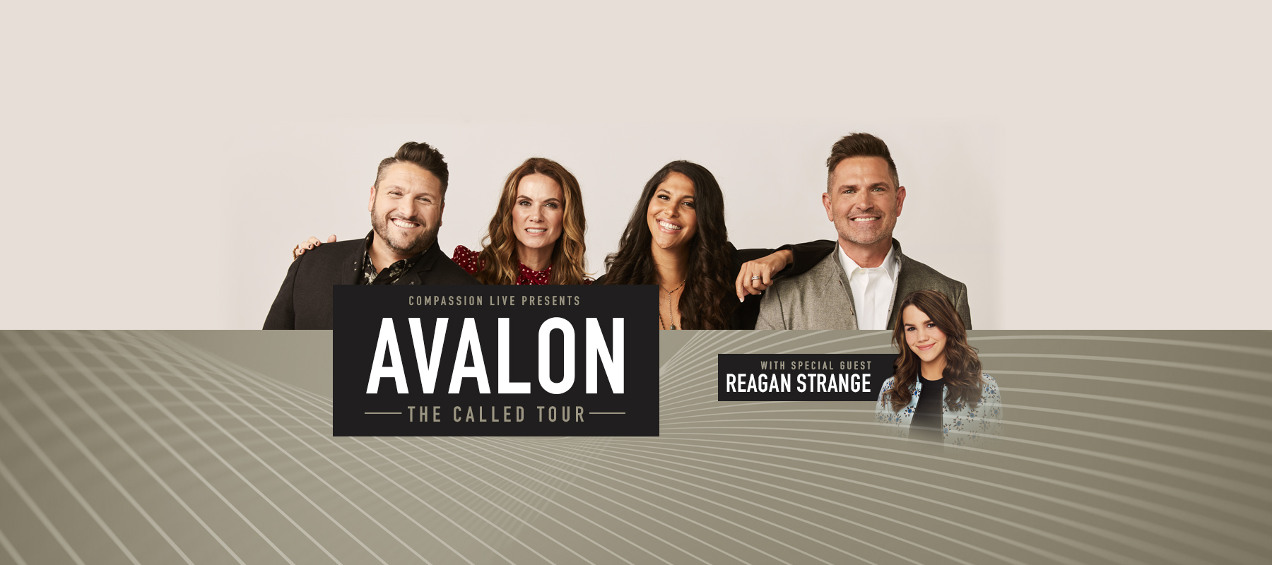 THE CALLED TOUR – Avalon with Reagan Strange – Owasso, OK logo