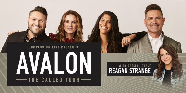 THE CALLED TOUR - Avalon with Reagan Strange