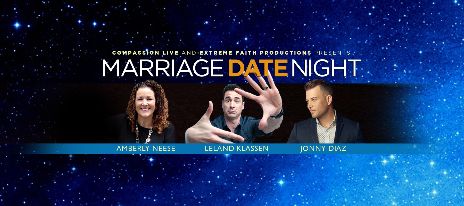 Marriage Date Night – Turlock, CA logo