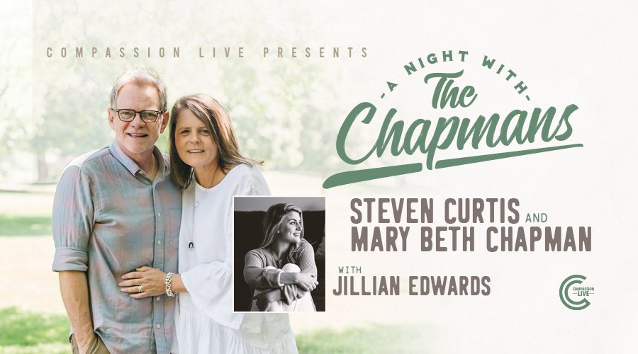 A Night With The Chapmans – College Station, TX logo