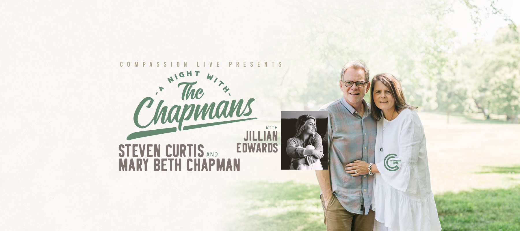 A Night With The Chapmans logo