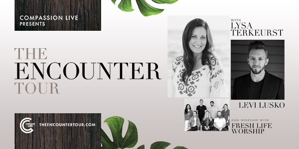 The Encounter Tour 2020 – Winterville, NC logo
