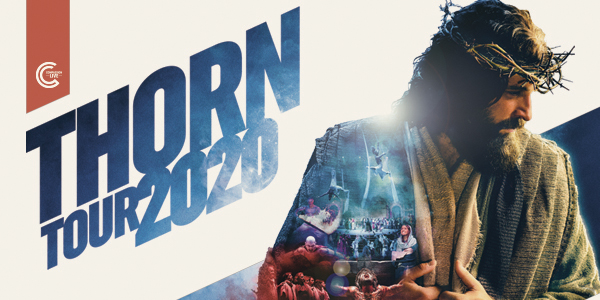The Thorn 2020 – Bakersfield, CA logo