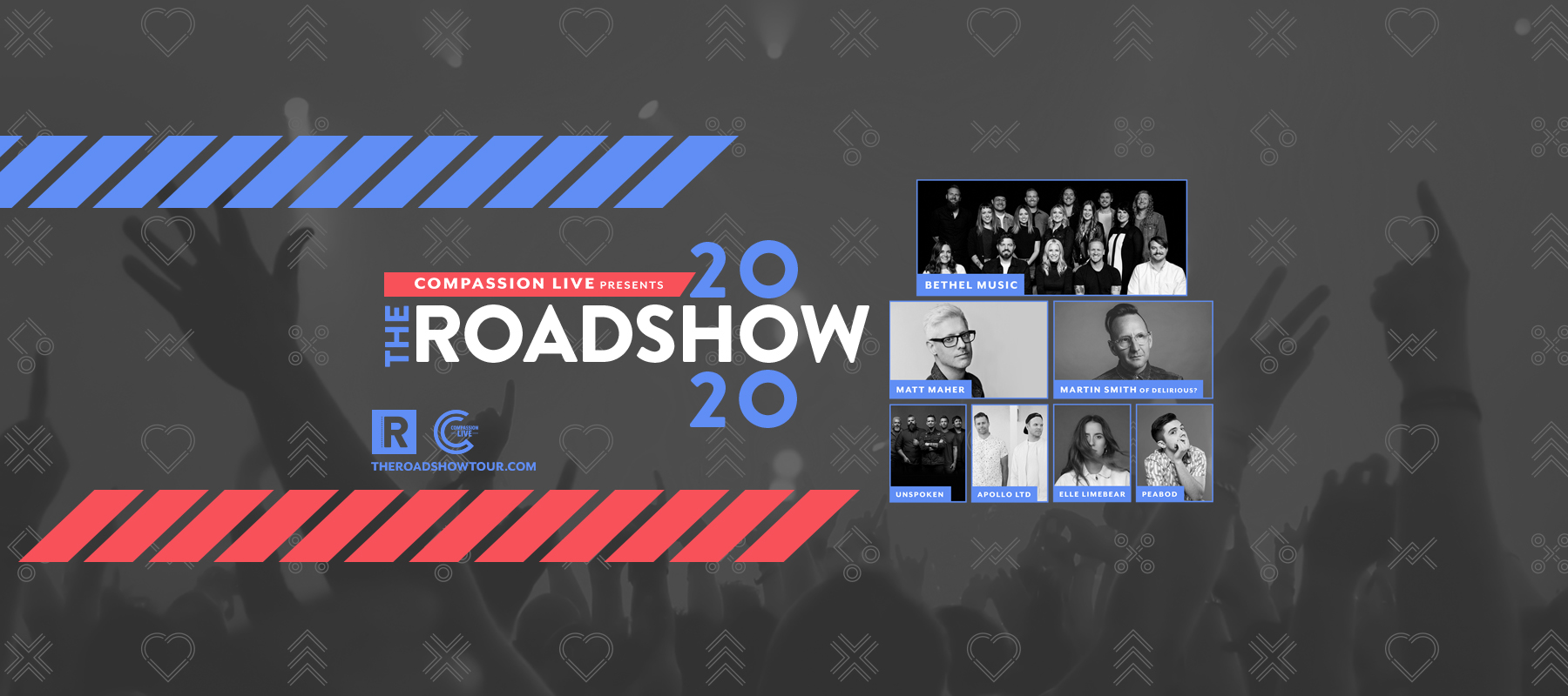 The Roadshow 2020 – Albuquerque, NM logo