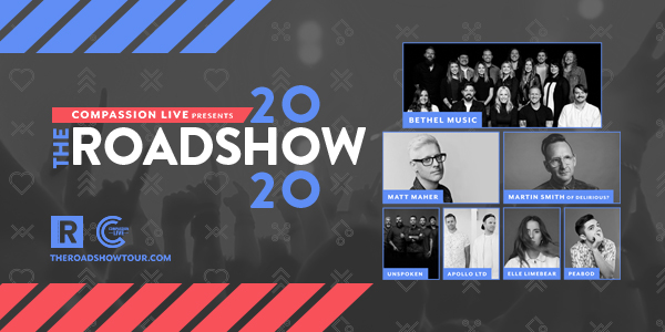 The Roadshow 2020 – Loveland, CO logo
