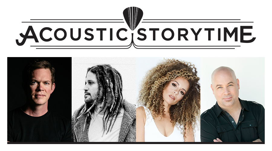 Acoustic Storytime Hosted by Jason Gray – Brentwood, TN logo