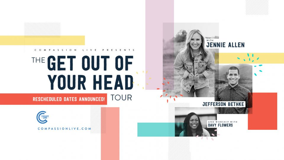The Get Out Of Your Head Tour (Tour Trailer with Rescheduled Dates!) thumbnail