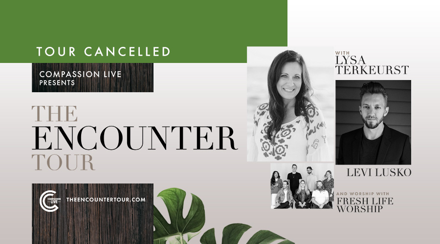 The Encounter Tour 2020 – Bentonville, AR logo