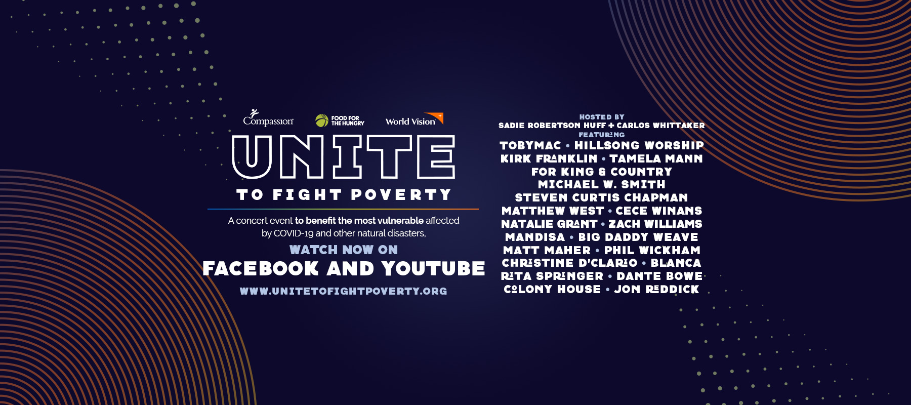 Unite To Fight Poverty logo