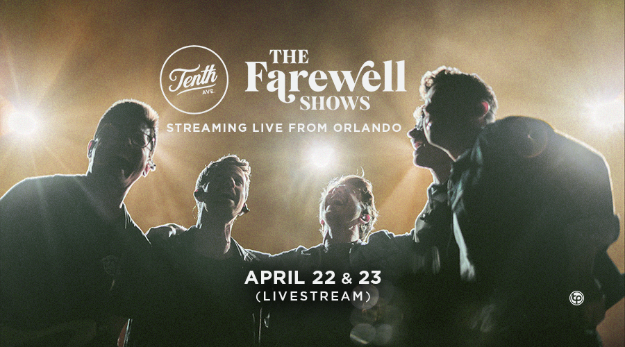 Tenth Avenue North – The Farwell Shows logo