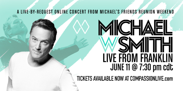 Michael W. Smith – LIVE FROM FRANKLIN