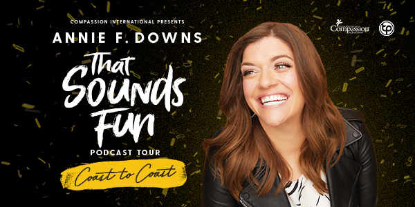 That Sounds Fun Podcast Tour