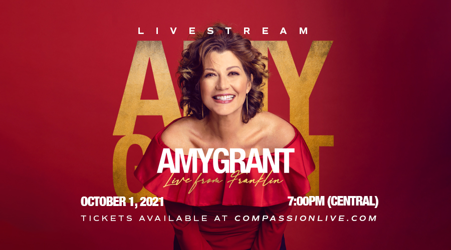 Amy Grant - LIVE FROM FRANKLIN